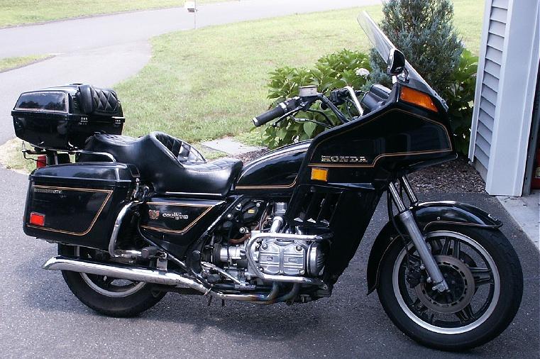 1982 Honda GoldWing GL1100